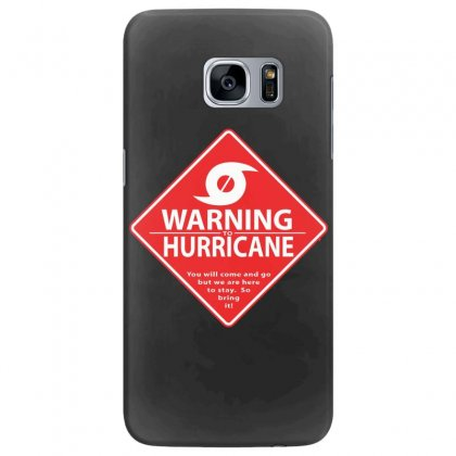 Warning To Hurricane Samsung Galaxy S7 Edge Case Designed By Andr1