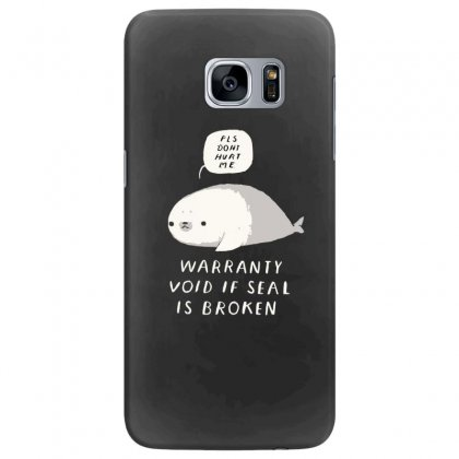 Warranty Void If Seal Is Broken Samsung Galaxy S7 Edge Case Designed By Andr1