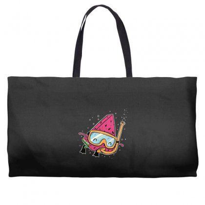 Watermelon Weekender Totes Designed By Andr1