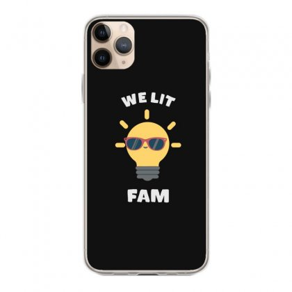 We Lit Fam Funny Meme Iphone 11 Pro Max Case Designed By Andr1