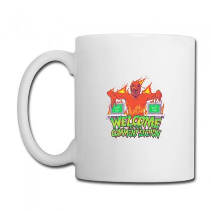 Welcome To The Comment Section Coffee Mug Designed By Andr1