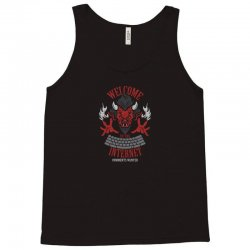 welcome to the interne Tank Top | Artistshot