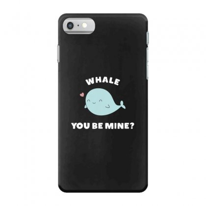 Whale You Be Mine Kawaii Pun Iphone 7 Case Designed By Andr1