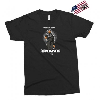 What A Shame Exclusive T-shirt Designed By Andr1