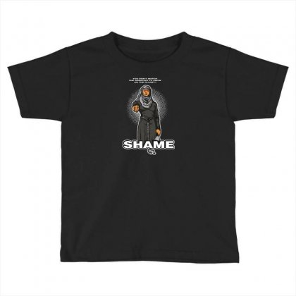 What A Shame Toddler T-shirt Designed By Andr1