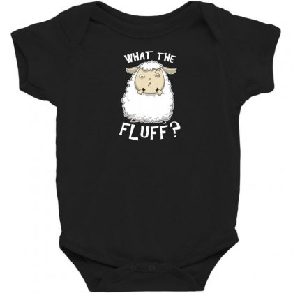 What The Fluff Baby Bodysuit Designed By Andr1