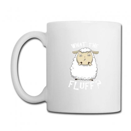 What The Fluff Coffee Mug Designed By Andr1