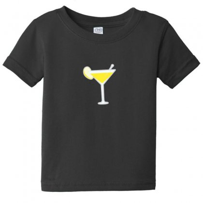 When Life Gives You Lemons Make Martinis Baby Tee Designed By Andr1