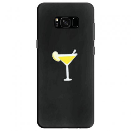 When Life Gives You Lemons Make Martinis Samsung Galaxy S8 Case Designed By Andr1