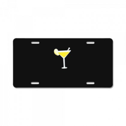 When Life Gives You Lemons Make Martinis License Plate Designed By Andr1