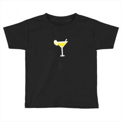 When Life Gives You Lemons Make Martinis Toddler T-shirt Designed By Andr1