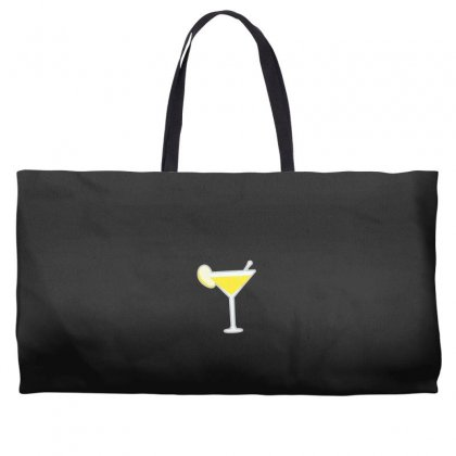 When Life Gives You Lemons Make Martinis Weekender Totes Designed By Andr1