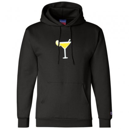 When Life Gives You Lemons Make Martinis Champion Hoodie Designed By Andr1
