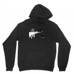 where the town ends Unisex Hoodie | Artistshot