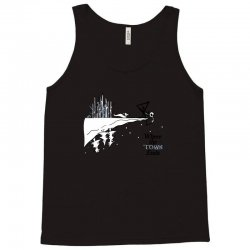 where the town ends Tank Top | Artistshot