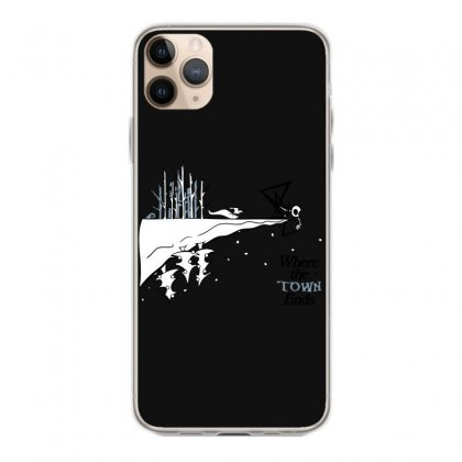 Where The Town Ends Iphone 11 Pro Max Case Designed By Andr1