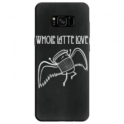Whole Latte Lov Samsung Galaxy S8 Case Designed By Andr1