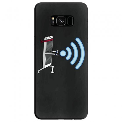 Wi Fadouken! Samsung Galaxy S8 Case Designed By Andr1