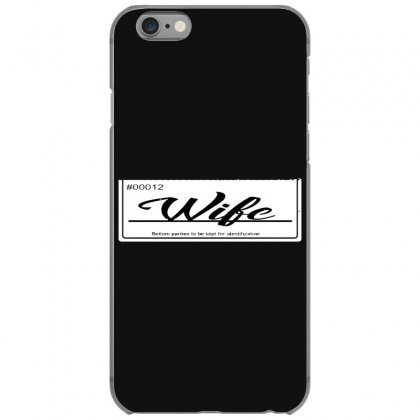 Wife Iphone 6/6s Case Designed By Andr1