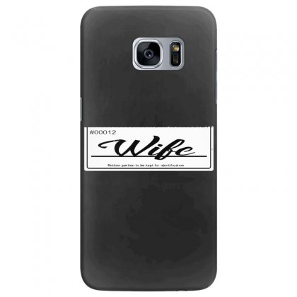 Wife Samsung Galaxy S7 Edge Case Designed By Andr1