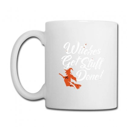 Witches Get Stuff Done Coffee Mug Designed By Andr1