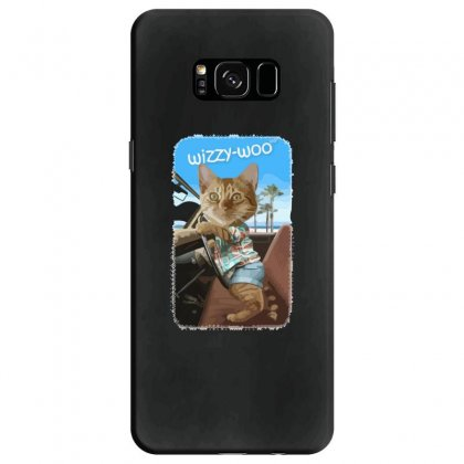 Wizzy Woo Samsung Galaxy S8 Case Designed By Andr1