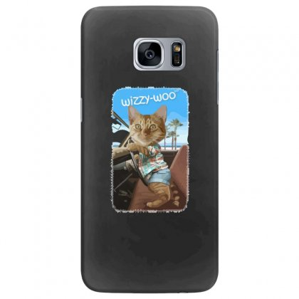 Wizzy Woo Samsung Galaxy S7 Edge Case Designed By Andr1