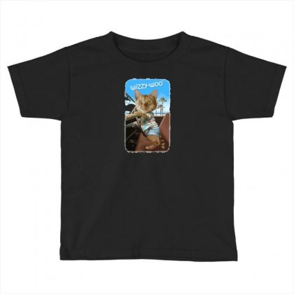 Wizzy Woo Toddler T-shirt Designed By Andr1