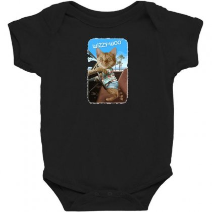 Wizzy Woo Baby Bodysuit Designed By Andr1