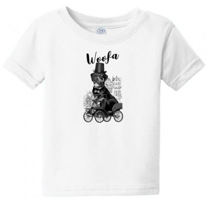 Woofa Baby Tee Designed By Andr1