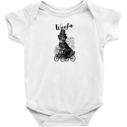Woofa Baby Bodysuit Designed By Andr1