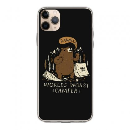 Worlds Worst Camper Iphone 11 Pro Max Case Designed By Andr1