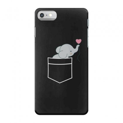 Wow An Elephant In My Pocket Iphone 7 Case Designed By Andr1