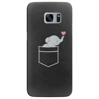 Wow An Elephant In My Pocket Samsung Galaxy S7 Edge Case Designed By Andr1