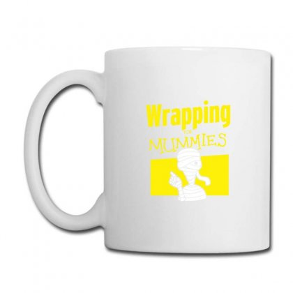 Wrapping For Mummies Coffee Mug Designed By Andr1
