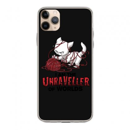 Yarn Cat Iphone 11 Pro Max Case Designed By Andr1