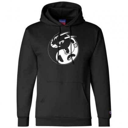 Yin Cup! Champion Hoodie Designed By Andr1