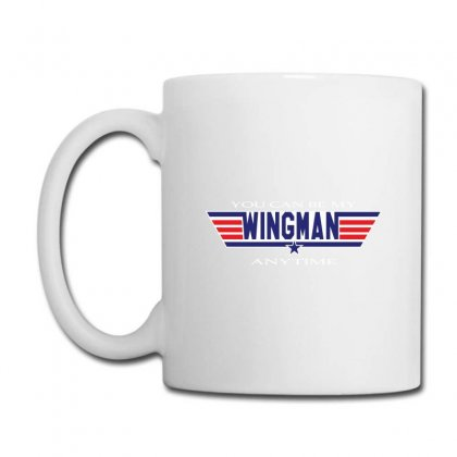 You Can Be My Wingman Anytime Coffee Mug Designed By Andr1