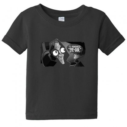 You Heard Wrong Baby Tee Designed By Andr1