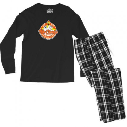 You May Rember Me From My School Of Acting Men's Long Sleeve Pajama Set Designed By Andr1