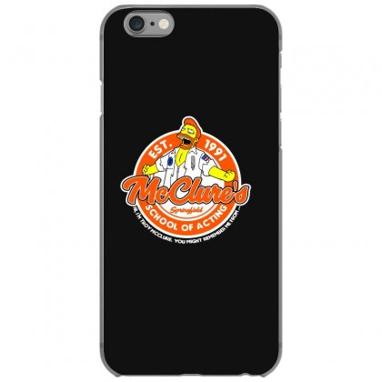 You May Rember Me From My School Of Acting Iphone 6/6s Case Designed By Andr1