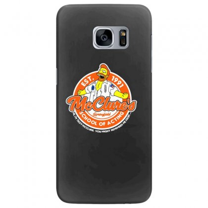 You May Rember Me From My School Of Acting Samsung Galaxy S7 Edge Case Designed By Andr1