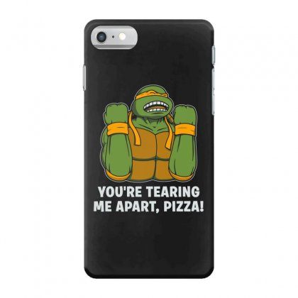 You're Tearing Me Apart Pizza Iphone 7 Case Designed By Andr1