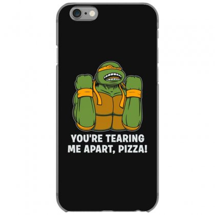 You're Tearing Me Apart Pizza Iphone 6/6s Case Designed By Andr1