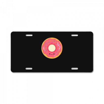 Yummy Donut License Plate Designed By Andr1