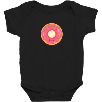 Yummy Donut Baby Bodysuit Designed By Andr1
