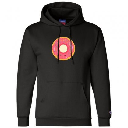 Yummy Donut Champion Hoodie Designed By Andr1