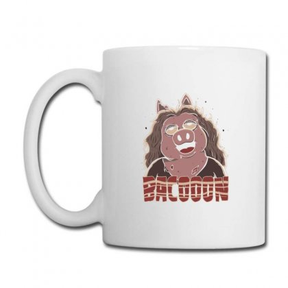 Zombie Bacooon Coffee Mug Designed By Andr1