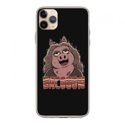 Zombie Bacooon Iphone 11 Pro Max Case Designed By Andr1