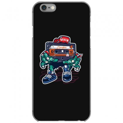 Zombie Cassette Tape Iphone 6/6s Case Designed By Andr1